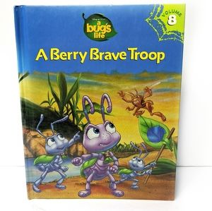Vintage A Bugs Life: A Berry Brave Troop Volume 8